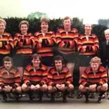 Lansdowne FC Middlesex 7s 1980